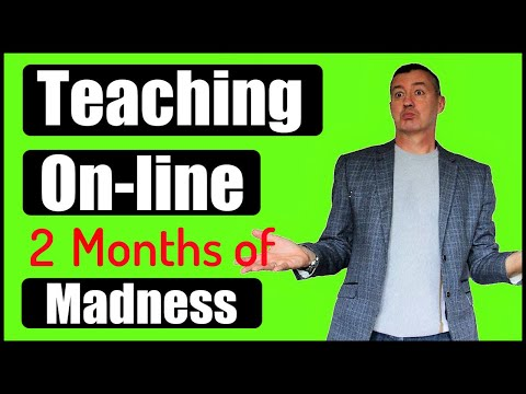 Teaching Online-What I have learned from 2 months of madness-5 ...