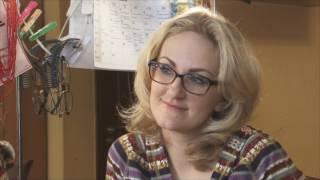 Вероника Киселёва. Актриса театра для детей и молодежи хотела быть инженером-конструктором