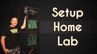 How to Create an Enterprise Home Lab