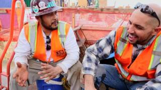 Iron Workers 416 Building the Wilshire Grand