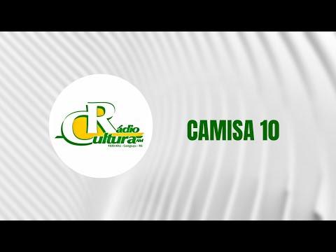 CAMISA 10 - 06/10/2021