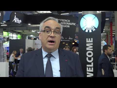French Aerospace suppliers - Salon du bourget 2019 - ITW PARIS ASTECH