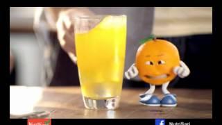 Minuman Jeruk ya NutriSari!
