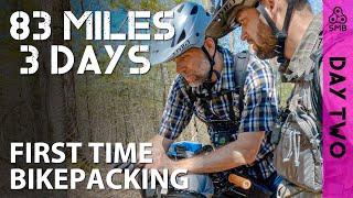 Bikepacking in the Blue Ridge Mountains   Virginia Highlands Horse Trail