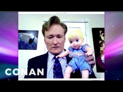 Conanův vlog: Tohle dítě nechce slyšet