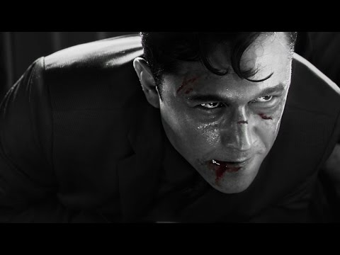 Sin City: A Dame to Kill For (Clip 'Johnny Gets Pummelled by Roark')