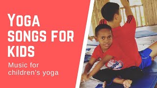 Chants & Songs for Children's Yoga
