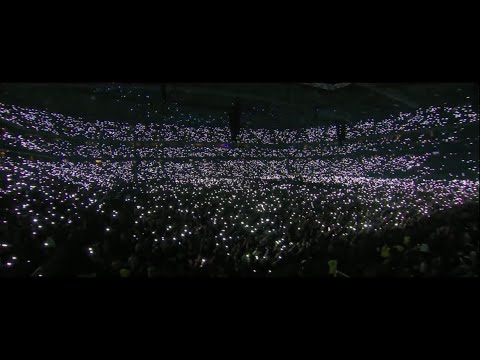 Avicii ft. Chris Martin - Heaven (David Guetta & MORTEN Remix) Live from the Avicii Tribute Concert