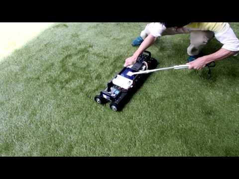 Grass Printer Turns Your Overgrown Lawn Into Art
