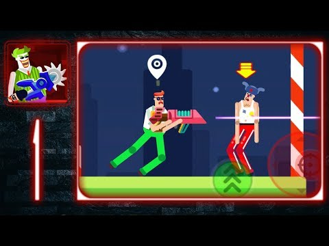 Ragdoll Rage: Heroes Arena - Gameplay Walkthrough Part 1