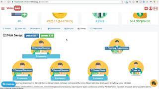 VjuCoin  Как Заработать Деньги на Криптовалюте с Помощью Видео