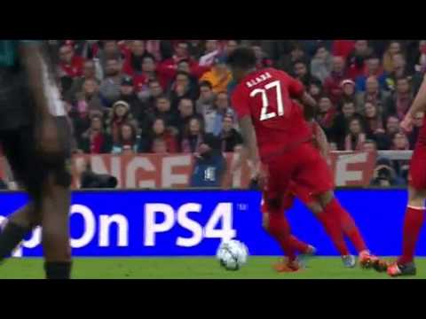 Bayern Munich - Arsenal 5-1 04.11.15 All goals & higlights UEFA Champions League