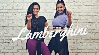 Gambar cover Lamberghini I The Doorbeen ft. Ragini I Team Naach Choreography