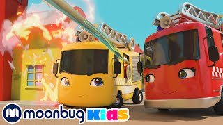 Buster the Hero Fire Truck Saves the Day Song   Best Songs   Cartoons for Kids   Nursery Rhymes