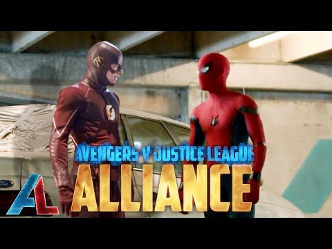 Avengers v Justice League Alliance - Sizzle Reel Trailer (FanMade)