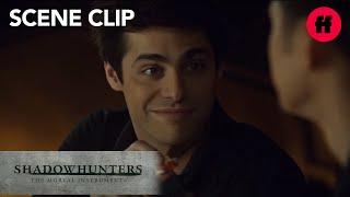 Shadowhunters | Season 2, Episode 17: Malec Has A Romantic Dinner | Freeform