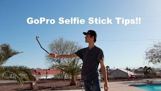 How To Use A GoPro Selfie Stick With The Perfect Framing And The Best GoPro Selfie Stick