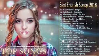 انجليزية ♫♫ افضل اغنية اجنبية 2018 ♫♫ اغاني اجنبية مشهور2018 ♫♫ (Best English Songs Playlist)