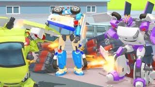 Тоботы новые серии - 30 Серия 2 сезон 30 - мультики про роботов трансформеров [HD]
