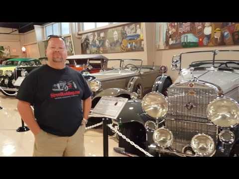 StreetRodding at Dicks Classic Car Museum