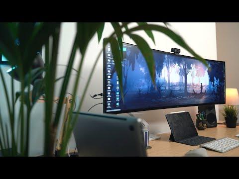 My Productivity Desk Setup