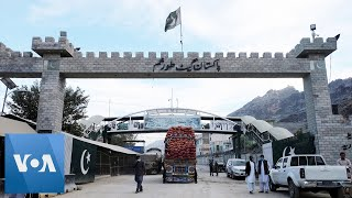 Pakistan Closes Border With Afghanistan Over Coronavirus