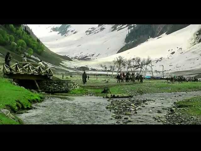Kashmiri Folk Song- Nishant Kaushik - Roshay