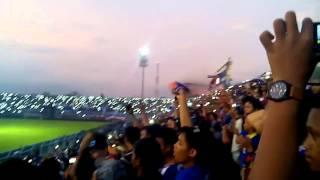 <b>Arema Selamanya</b> Stadion Kanjuruhan 16 Januari 2016 Pre Kick Off