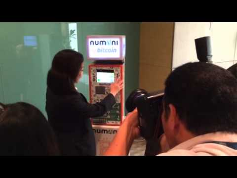 Bitcoin ATM Numoni video