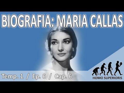 La tragedia griega de una estrella que se apagó muy pronto, la biografia de María Callas