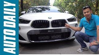 Trải nghiệm nhanh BMW X2 2018 đầu tiên tại Việt Nam |AUTODAILY.VN|