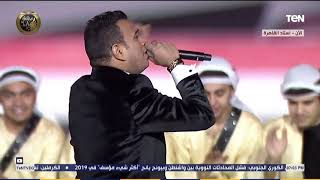 محمود الليثي يلهب حماس الحضور بالغناء لمحافظات وقبائل مصر تحميل MP3