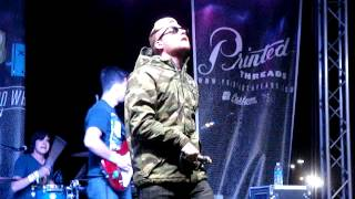 Jonny Craig - I Still Feel Her Part III (Live at South By So What 2013)