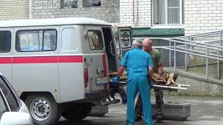 В Ставрополе на улице Шпаковской, 100 прогремел взрыв в подъезде