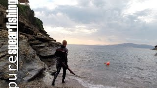 "Pure Spearfishing-Spearfishing Show With Manolis Giankos-EP.10 Season II-""without A Boat"""