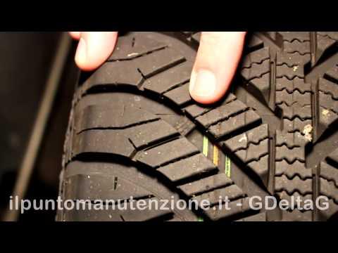 Come controllare profondità battistrada pneumatici