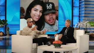 Chance the Rapper on His Longtime Love Story with His Wife