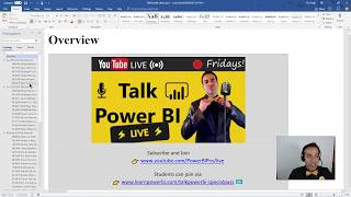 Use Power BI To Combine CSV And Excel Files From A Folder (#TalkPowerBI Question From Brian)