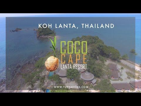 Relaxen und Yoga im Coco Cape Lanta Resort auf Koh Lanta