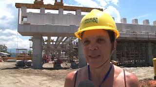 Fiscaliza Santos é oportunidade pra quem tem dúvida ou curiosidade sobre as obras