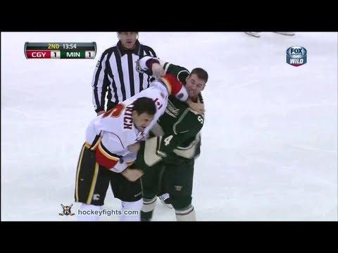 Clayton Stoner vs. Cory Sarich