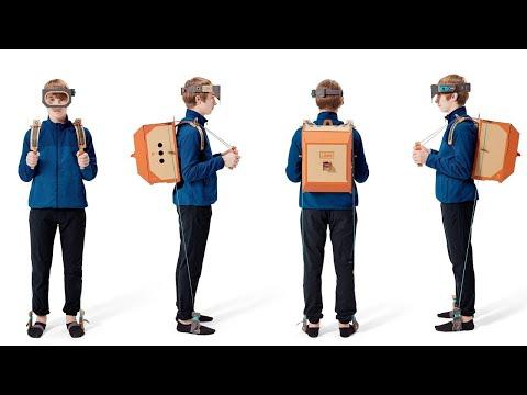 Nintendo Labo – Toy-Con 02: Robot Kit