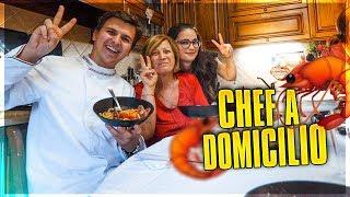 CHEF a DOMICILIO da una Nonna a NAPOLI / Pasta con le Vongole