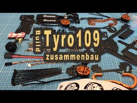 Eachine Tyro109 Build - Zusammenbau DE