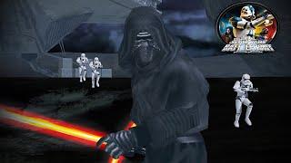 Star Wars Battlefront 2 Mods (PC) HD: Galactic Civil War II - Saleucami Valley | The Force Awakens