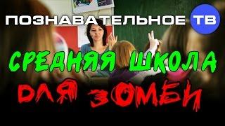 Средняя школа для зомби (Познавательное ТВ, Михаил Величко)