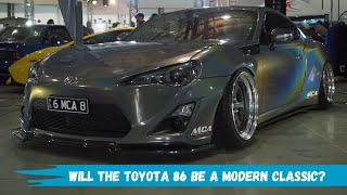 Will the Toyota 86 be a modern classic?