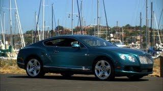 2012 Bentley Continental GT - Car Tech