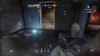 RAINBOW SIX SIEGE ONLINE GAMING