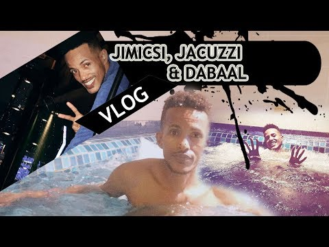 JIMICSI, JACUZZI IYO DABAAL - ArimaHeena VLOG #49
